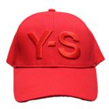 鴨舌帽 紅
